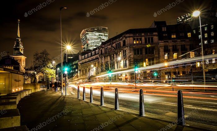 London City Long Exposure