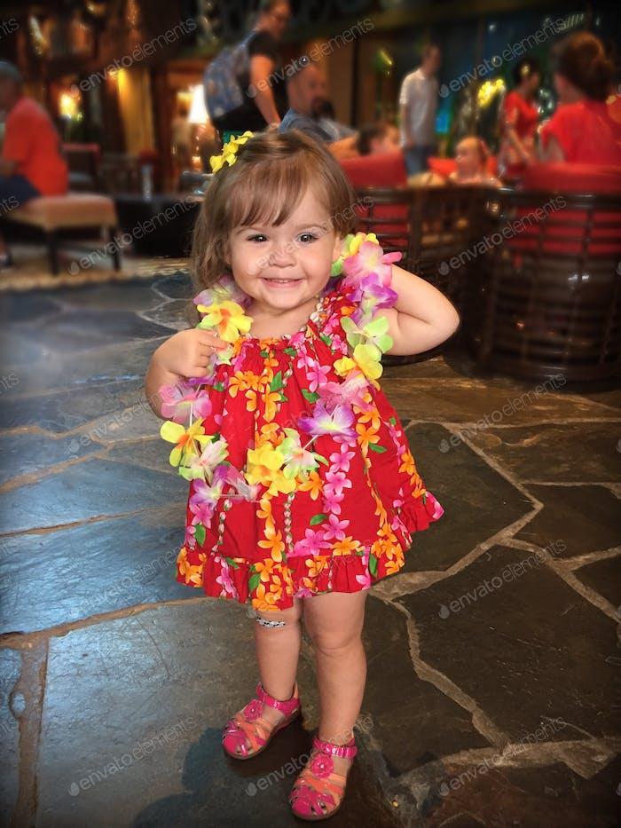 Delilah's 2nd Birthday Luau