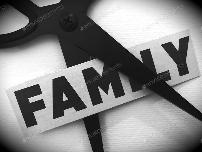Family being torn apart