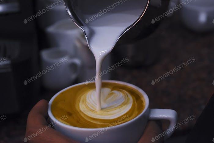 Стиль жизни кафе