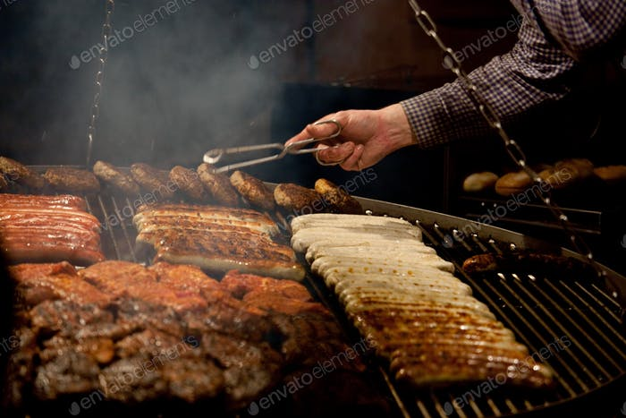 Barbecue in Berlin