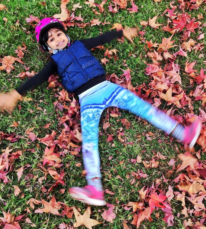 Ángel de otoño