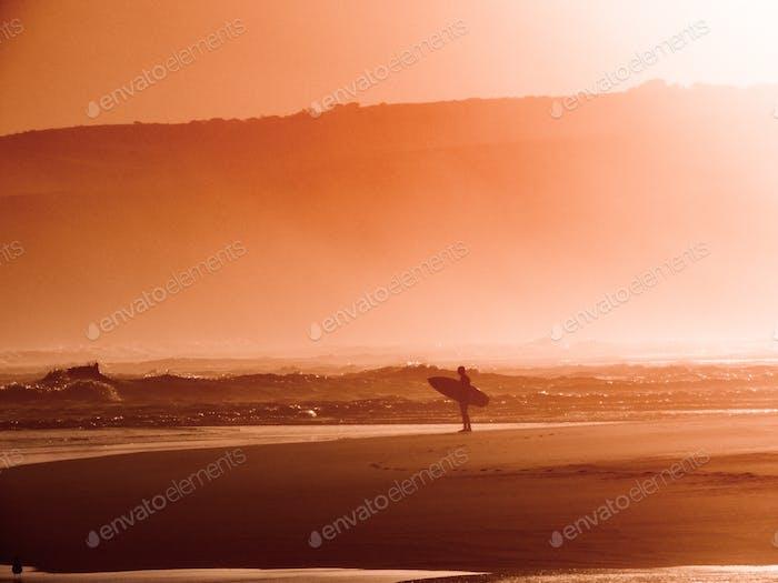 One Mans Beach