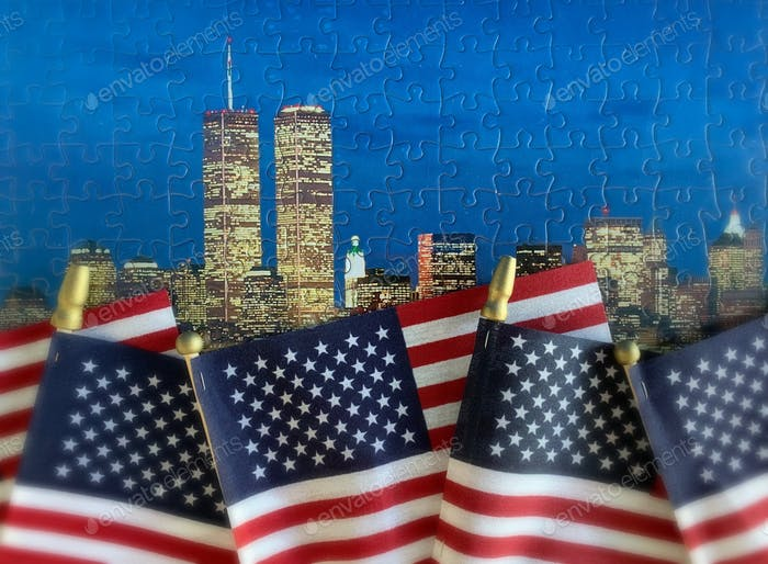 NY 9 11 Memorial & Museum. We will never forget all the innocent lives that were lost that day. USA
