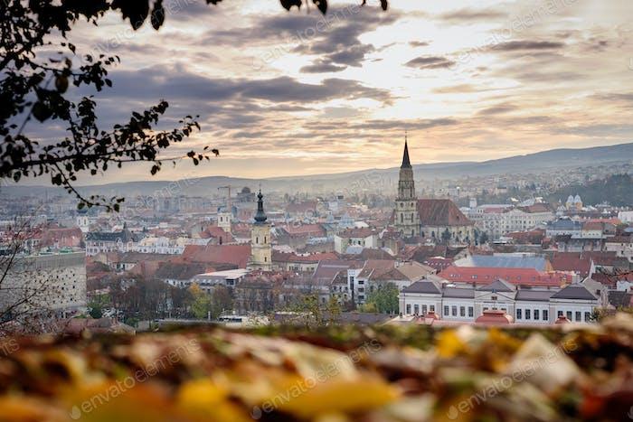 Landmark of Cluj