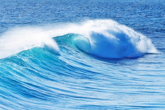 Wirbeln Sie Wellen