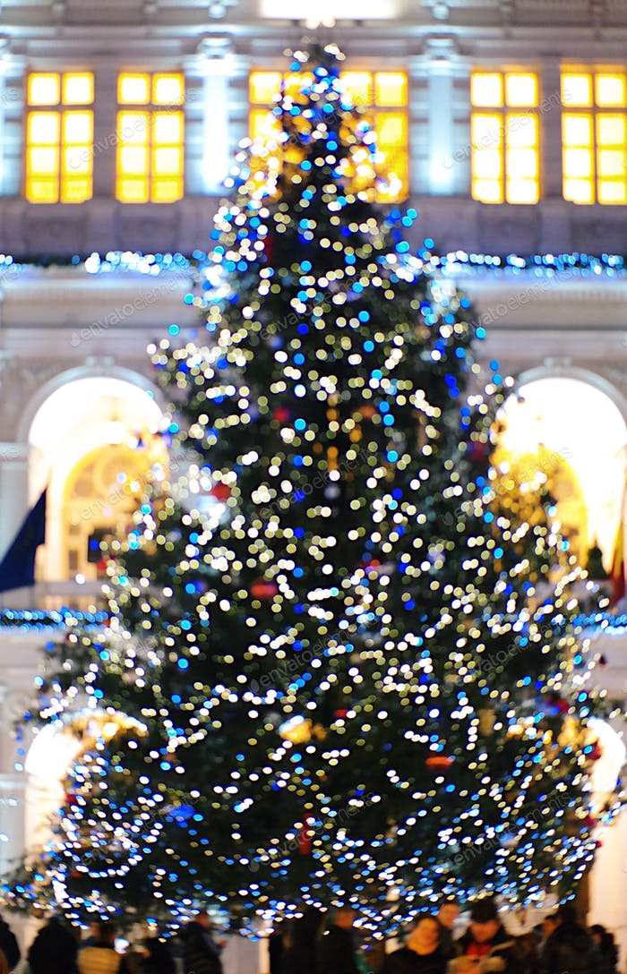 Blurry Christmas...