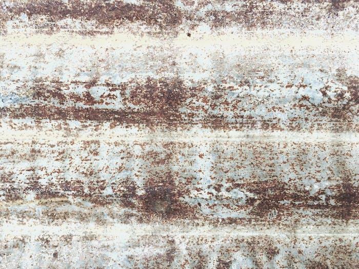 Rust tin texture