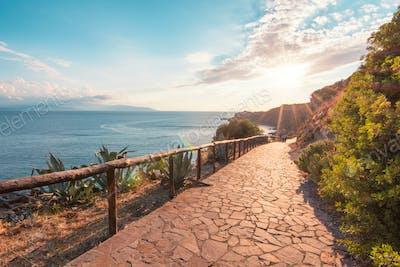 Sunlight of Sicily