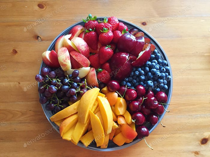 Fruit salad.... yummy yummy