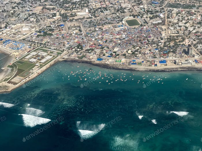 Somalia, Indian Ocean