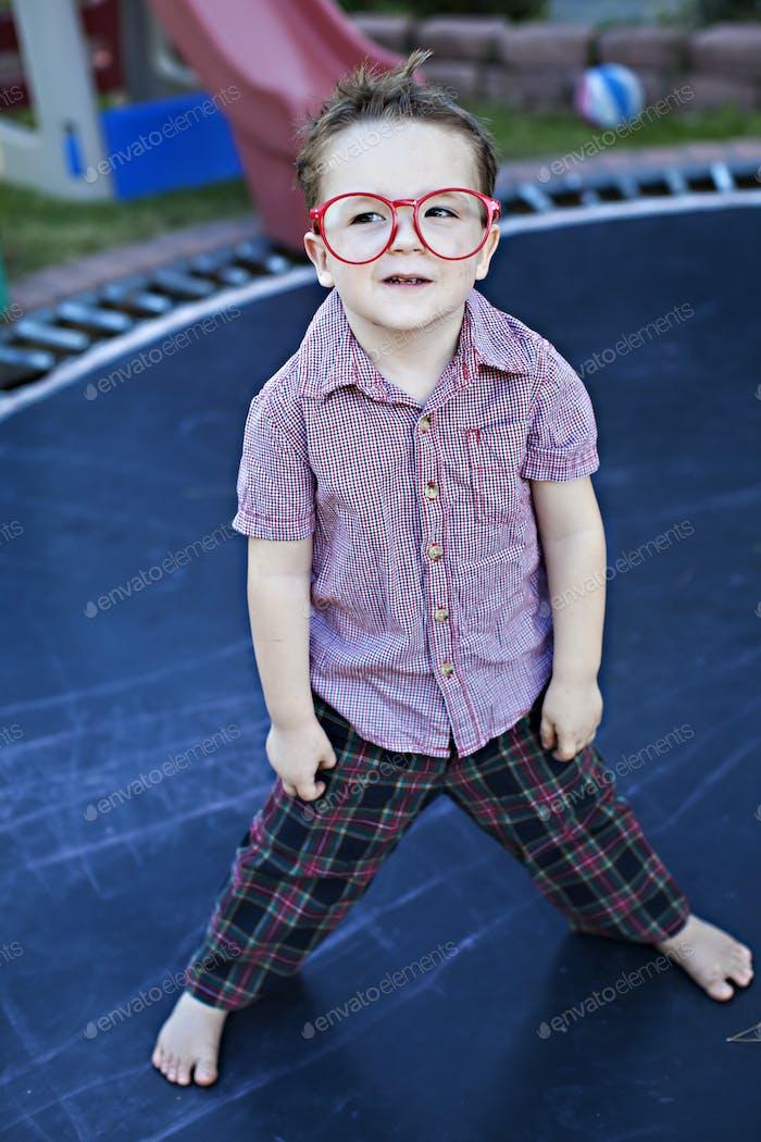 Preschool nerd