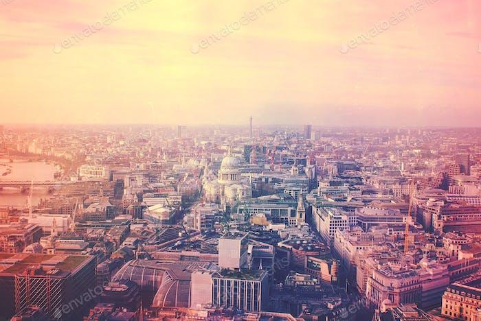 a little bit of London calling...