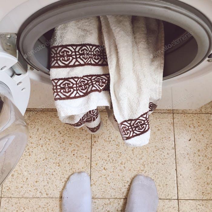 Wäscherei