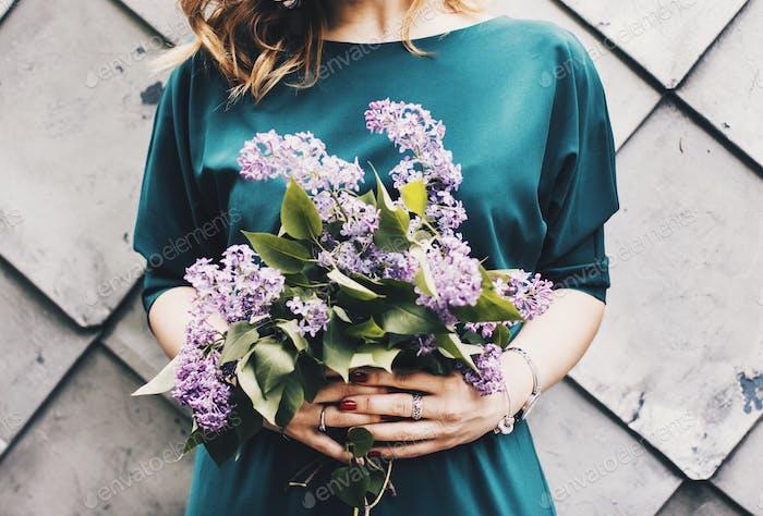 Violet bride