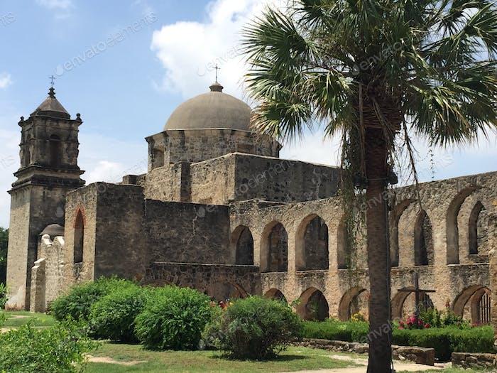 San Antonio's Mission San Jose