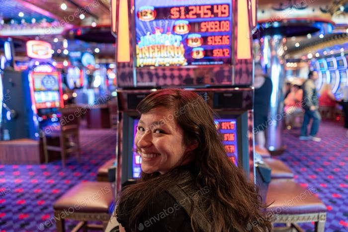 Millennial Gambling at Casino