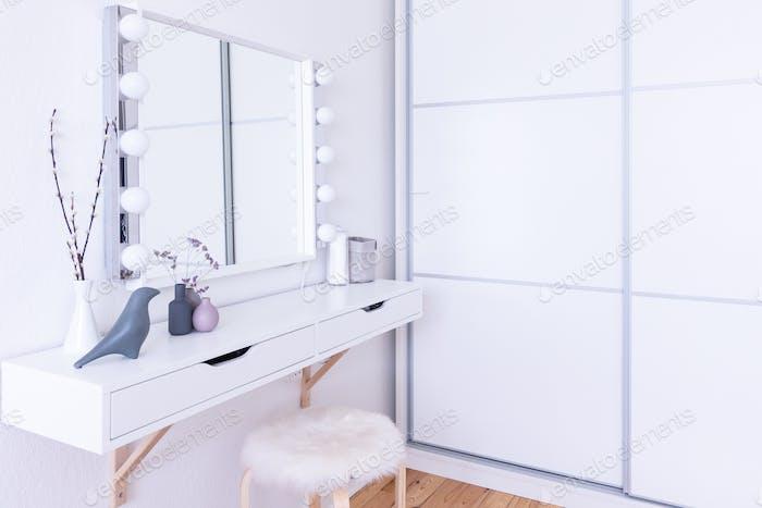 Makeup Corner