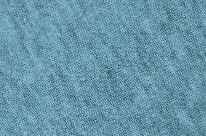 Real heather knitted fabric made of synthetic fibres textured background