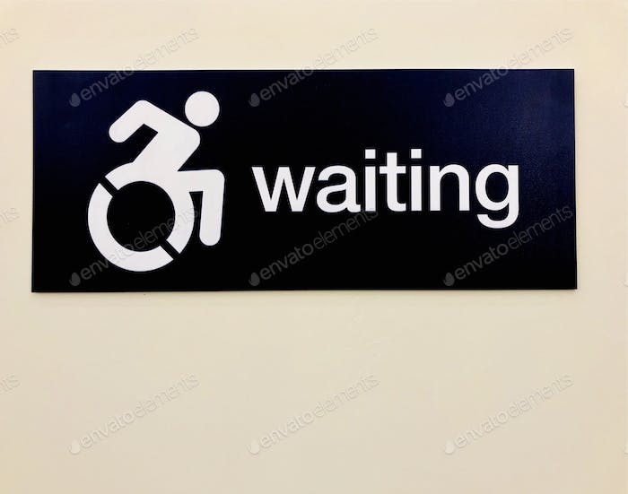 Wheelchair area