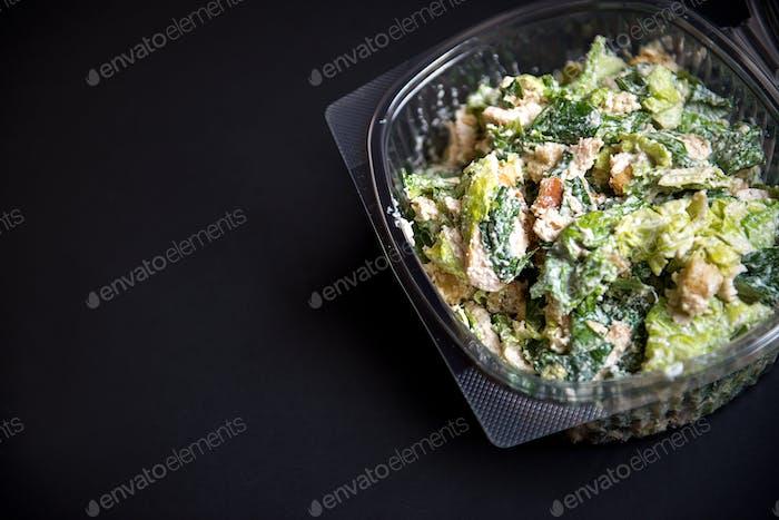 Cesar Salad with chicken