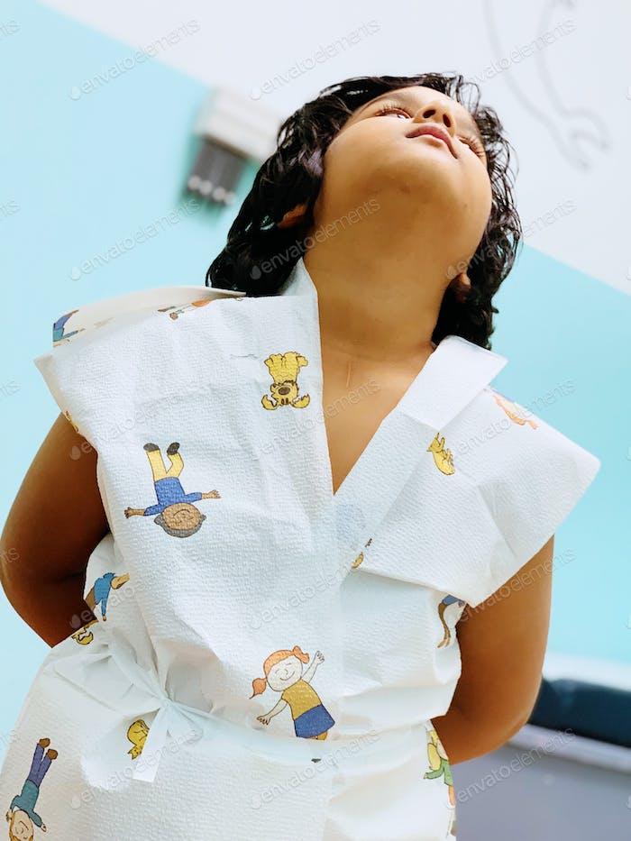 Kid Annual health visit and doctor visit and pediatric medical visit
