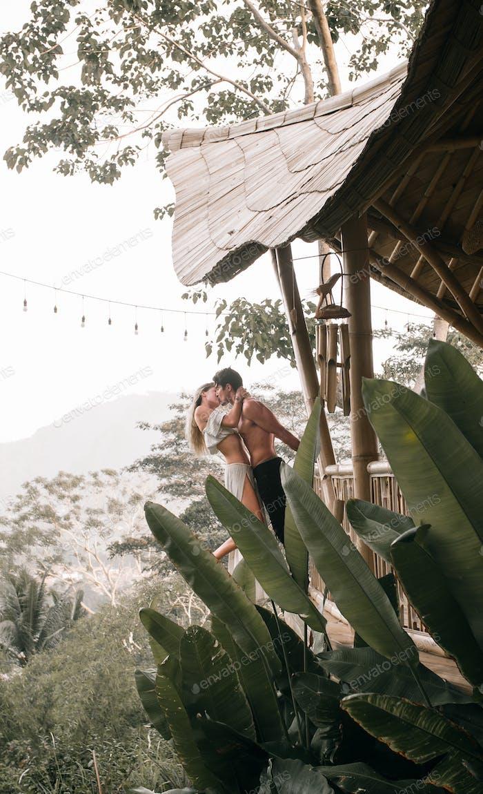 Bamboo Villa Bali Kiss