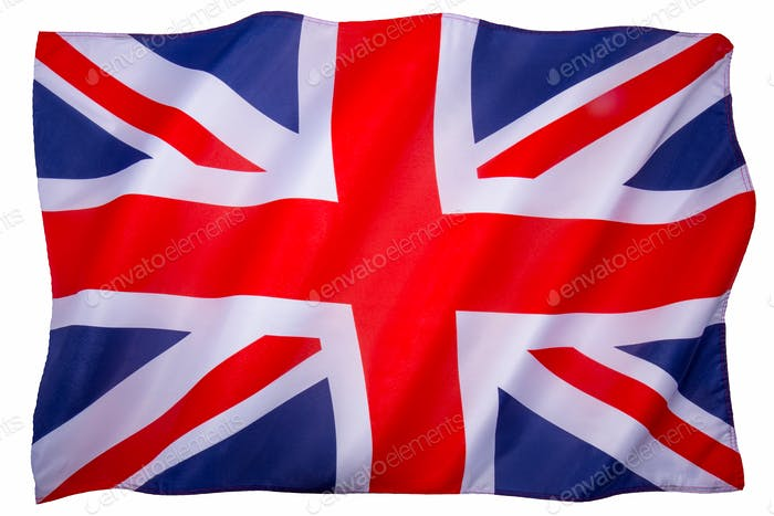 Flag of the United Kingdom of Great Britain