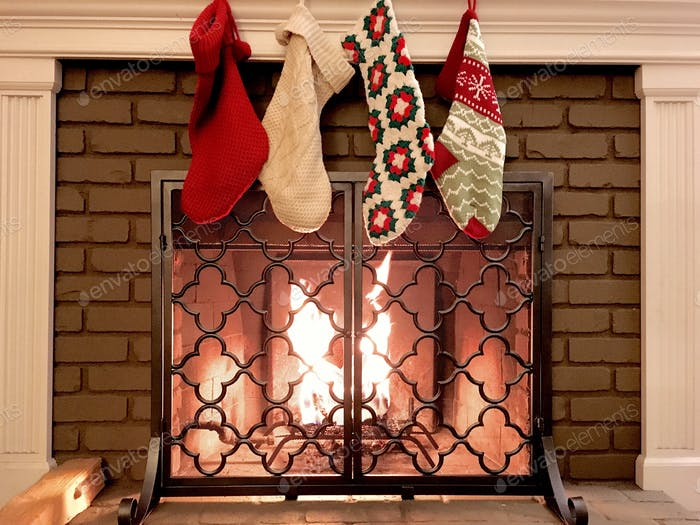 Hung by the chimney with care