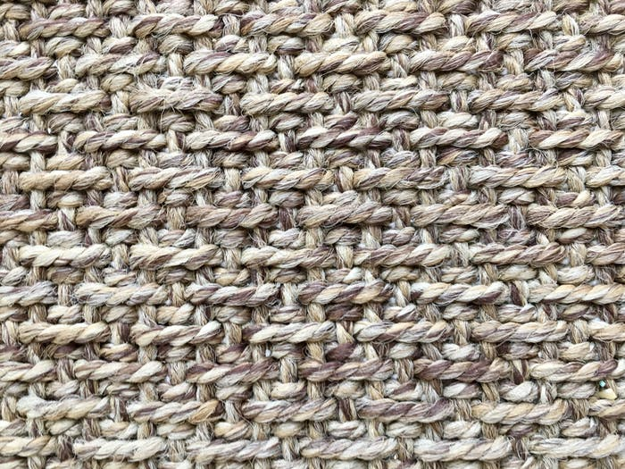 Woven texture background