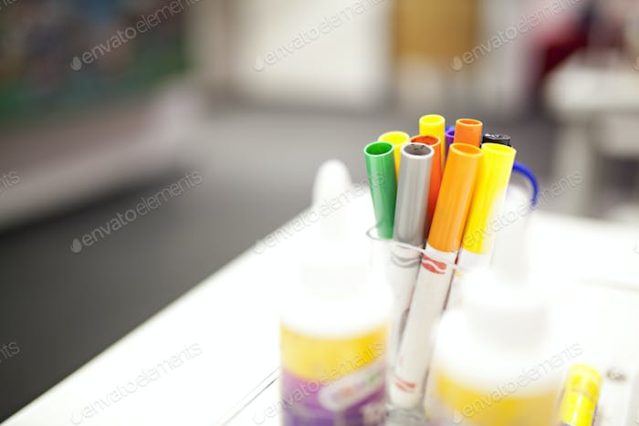 markers for crafting