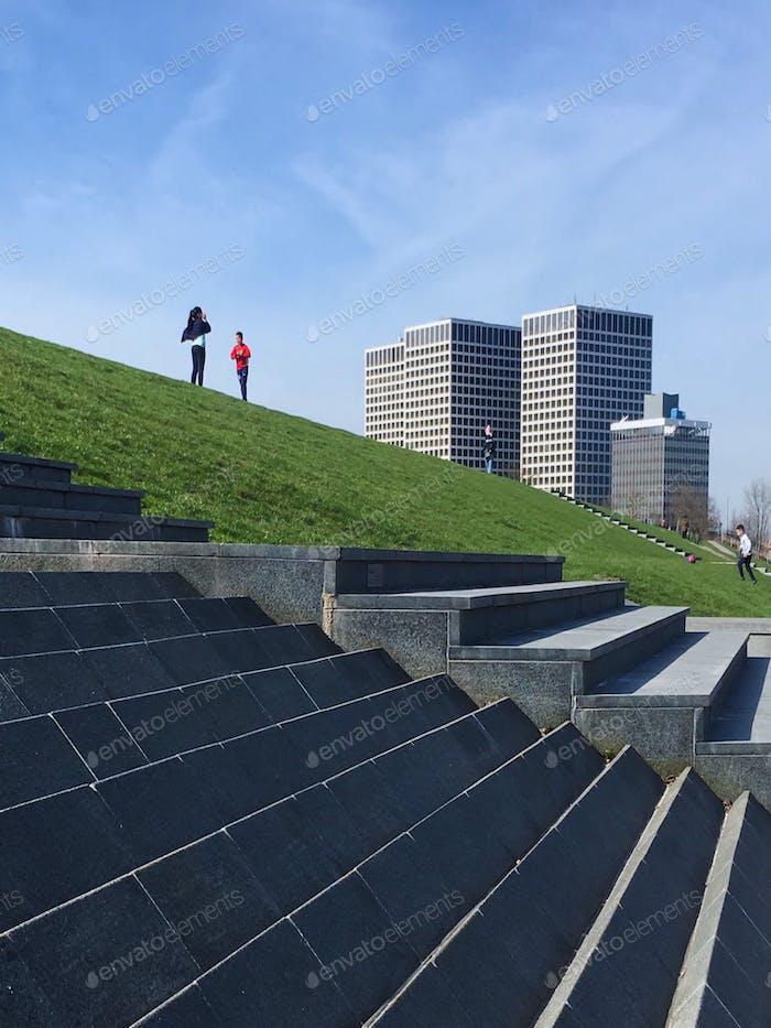 Roof park, Rotterdam