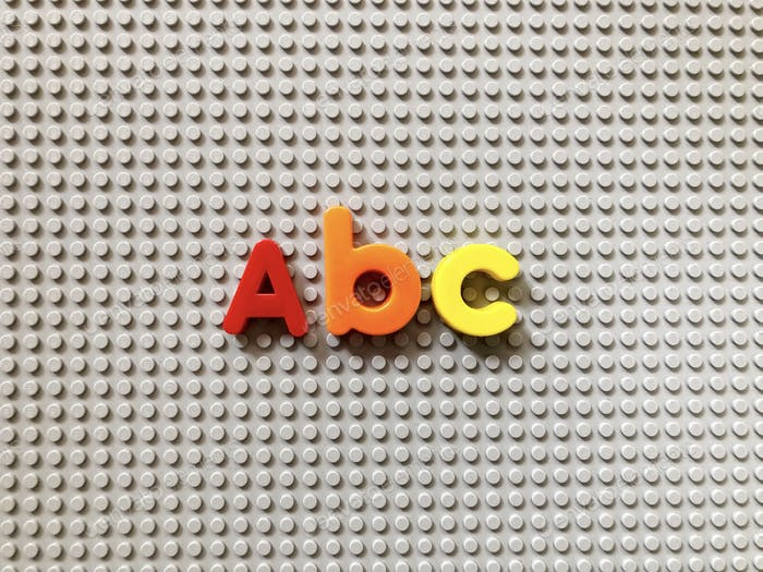 ABC alphabets
