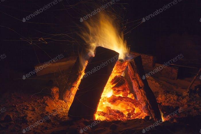 Fierce campfire (nominated)