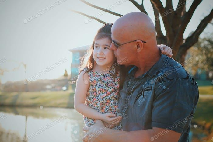 grandpa & granddaughter ❤️