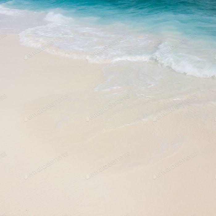 Beach at Maldives