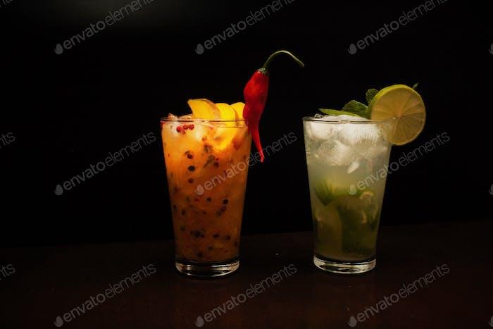 Brazilian Summer drinks