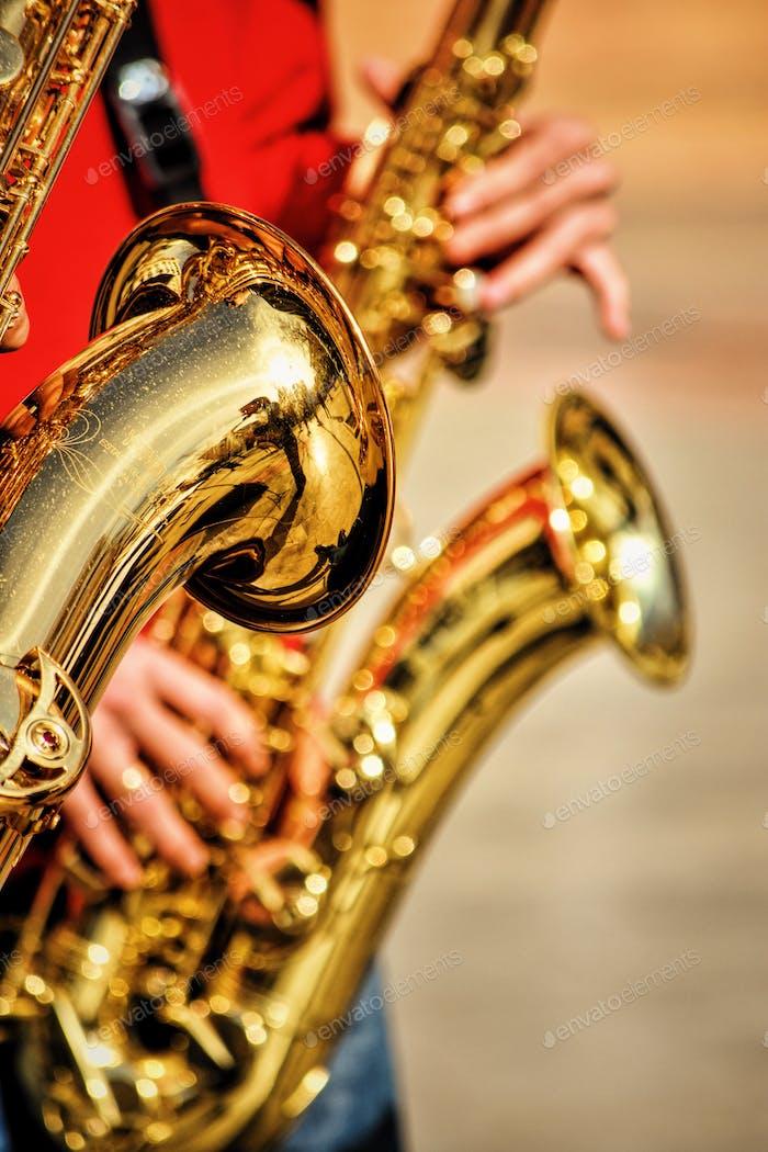 Jazz Street Festival, Granada, Spain