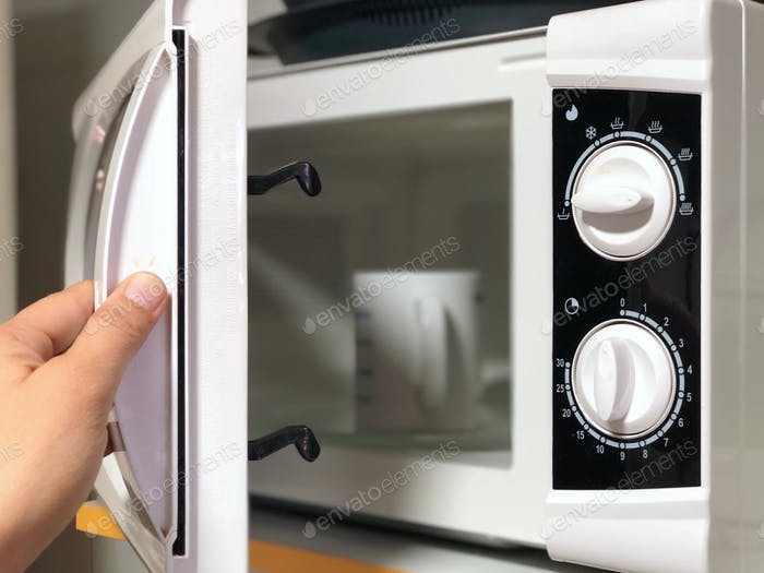 Microwave heat