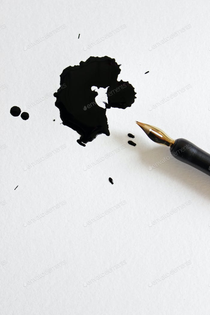 Writer's creative process gone awry