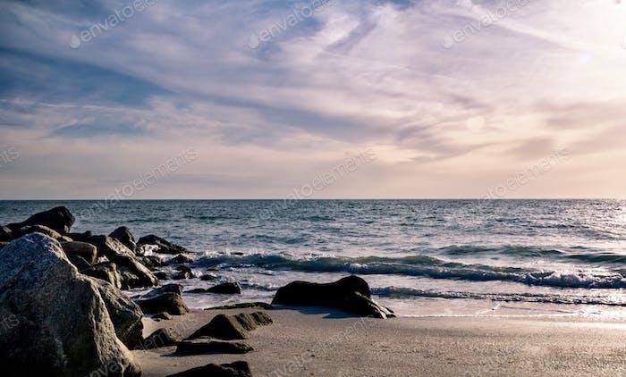 Treasure Island,Florida - Sunset Beach
