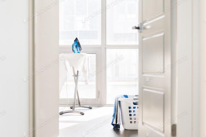 Sauber bügeln