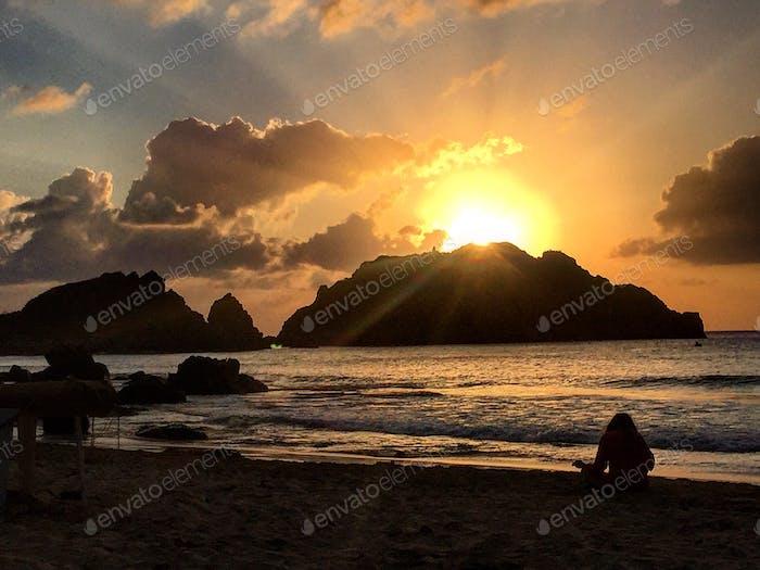 Praia de Sancho, Fernando de Neroha, Brazil  Shot on IPhone 6