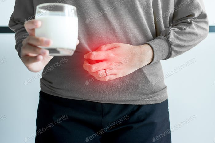 Allergy dairy intolerant