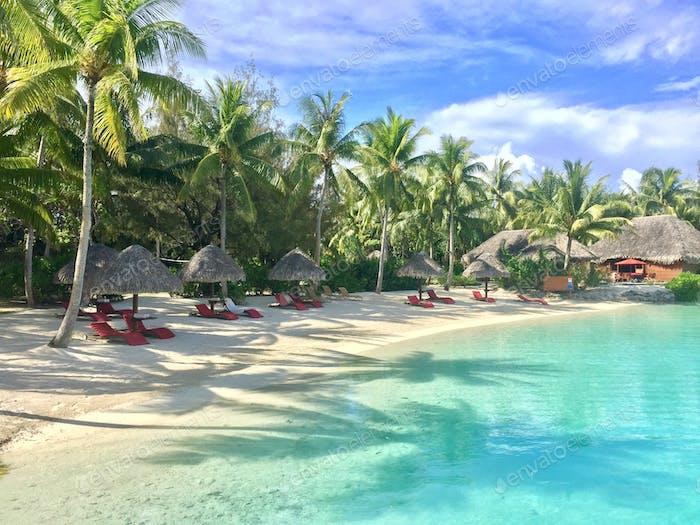 Vier Jahreszeiten Bora Bora