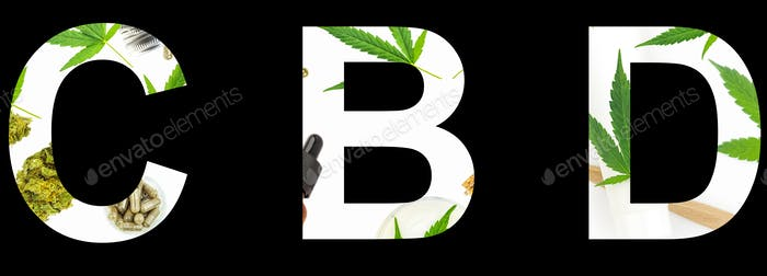 Cbd products template