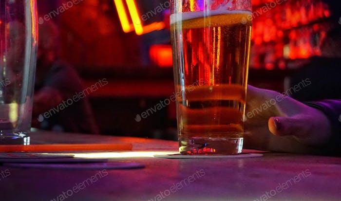 En el pub