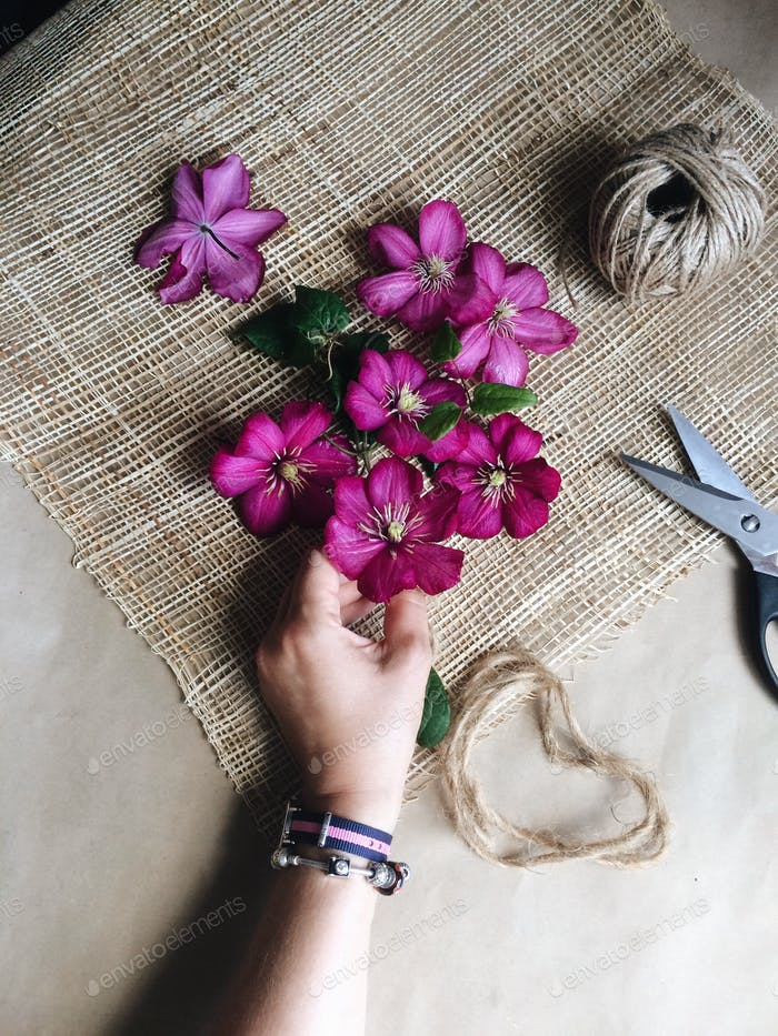 Florale Liebe