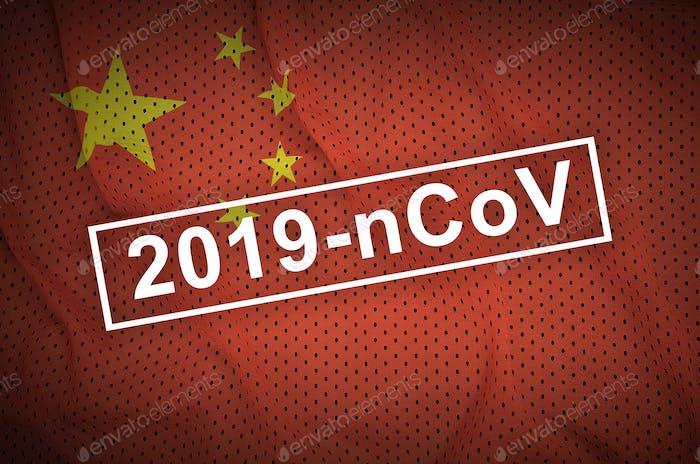 2019-nCoV Novel Corona virus concept