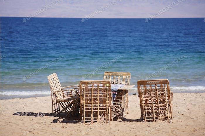Lugar de descanso cerca del mar